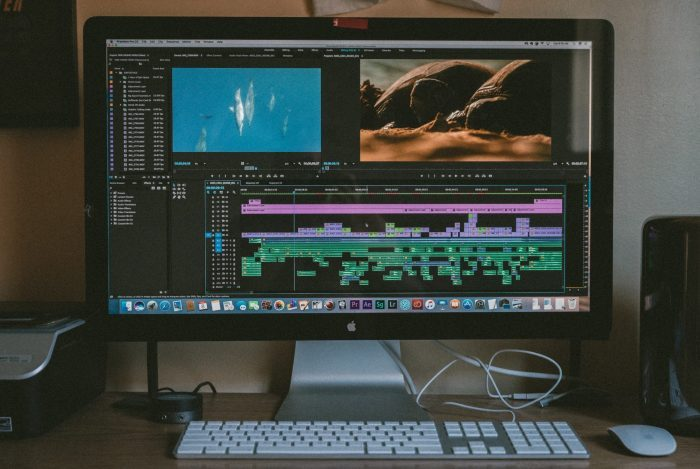 Photo & video editing computer